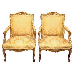 antique irish chippendale wing chair at 1stdibs. Black Bedroom Furniture Sets. Home Design Ideas