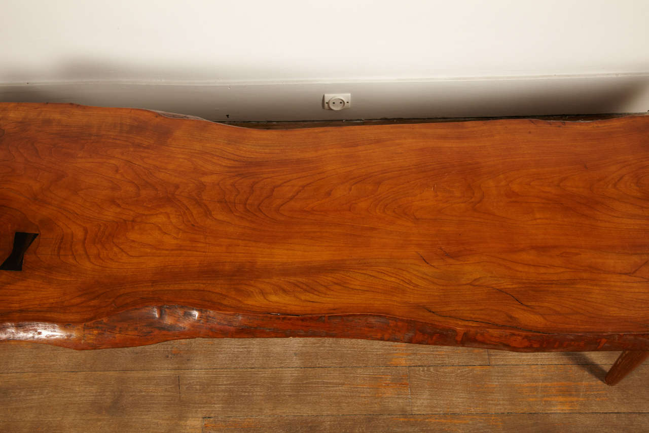 A Magnificent Coffee Table In The Taste Of George Nakashima image 7