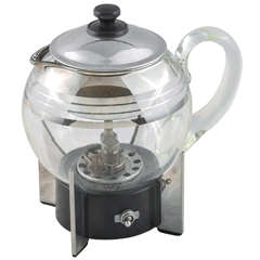 1934 Machine Age Coffee Percolator by Ambrose Olds for Coleman