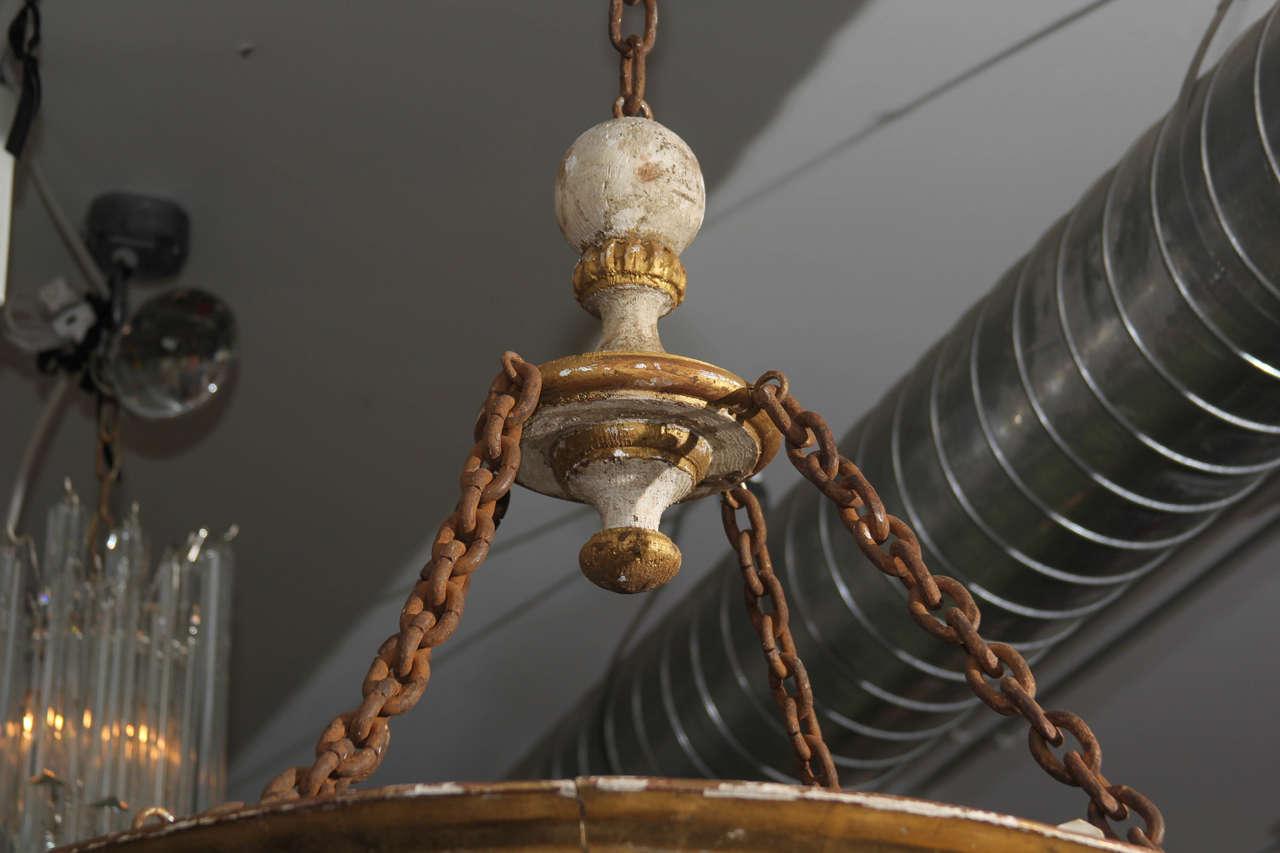 Grand Scale Italian Lantern For Sale 4
