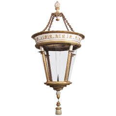 Grand Scale Italian Lantern