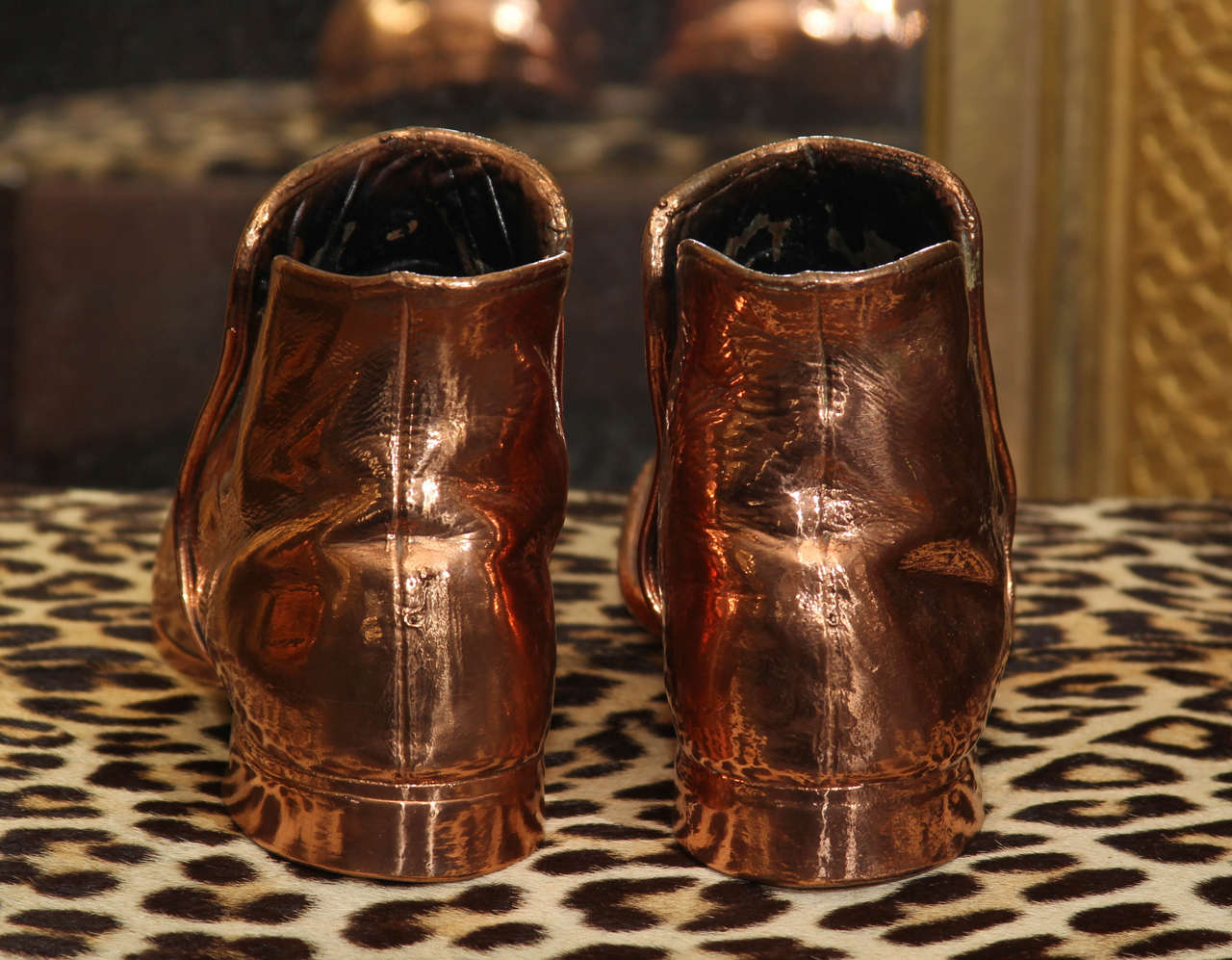 Copper Boots For Sale 2