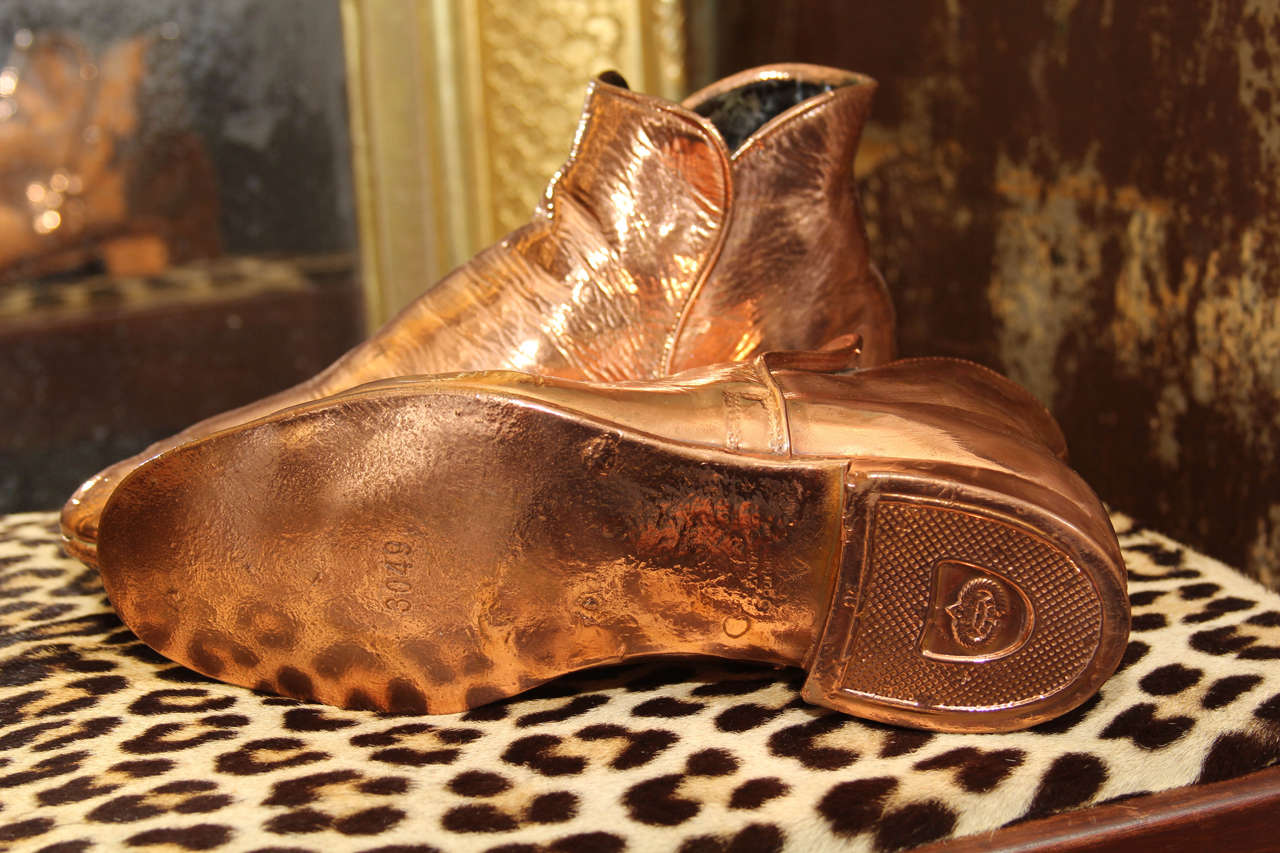 Copper Boots For Sale 4