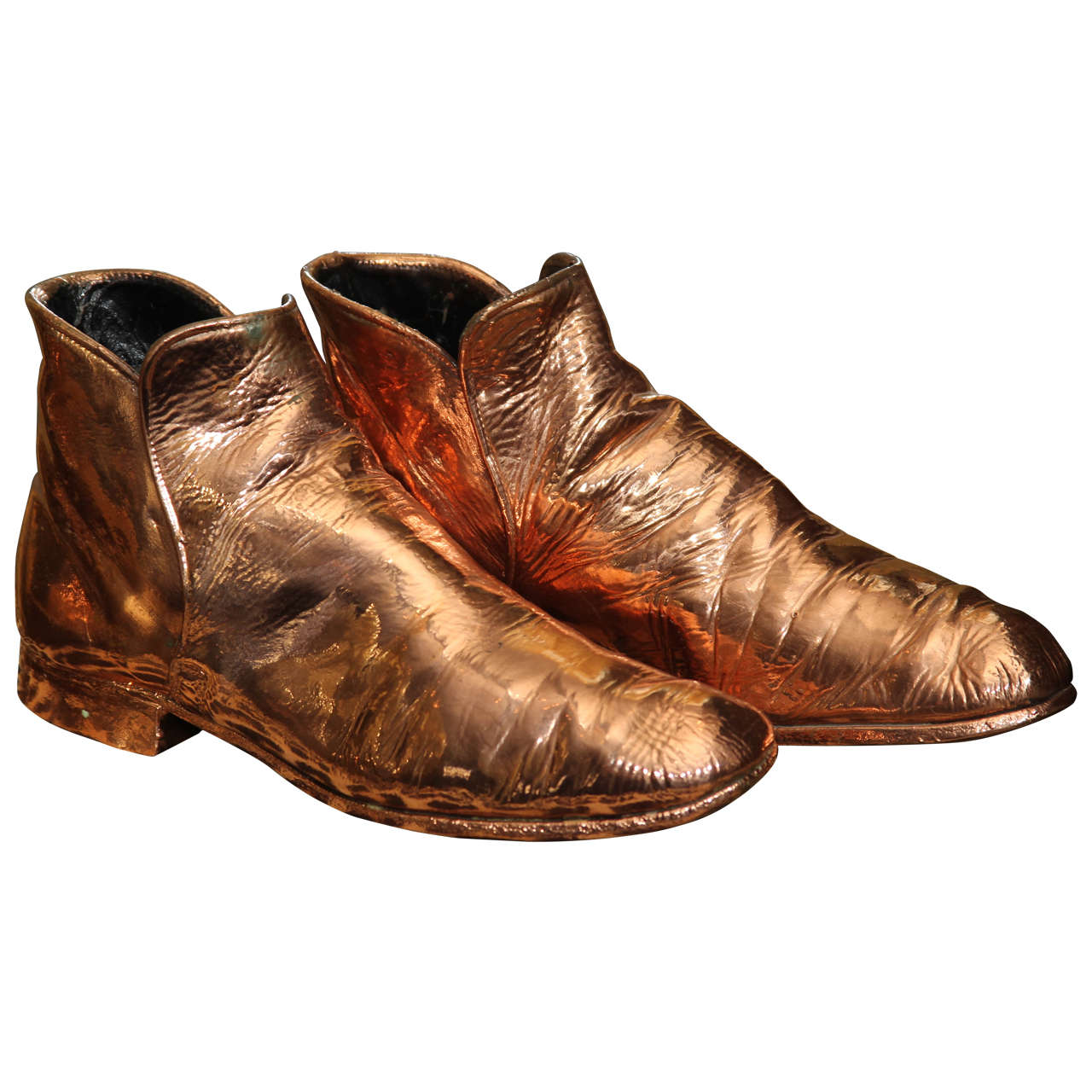 Copper Boots 1