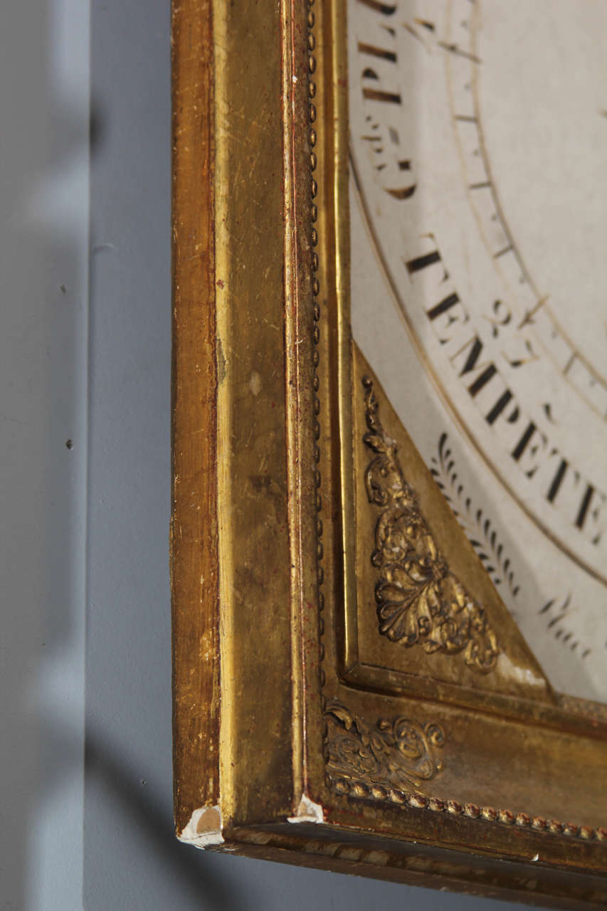 French Barometer For Sale 3