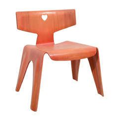 Rare Child's Chair by Charles Eames