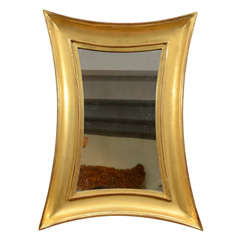 Swedish Concave Sided Mirror