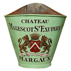 Chateau Melescot St Exupery hotte