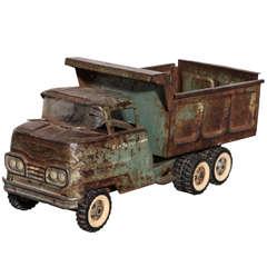 Dump Toy Truck