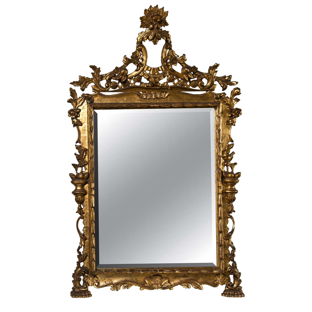 French Belle Epoque Style Mirror For Sale At 1stdibs