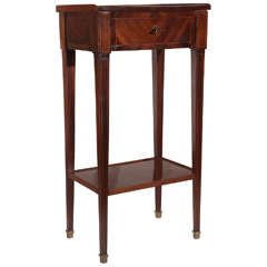 1870s, French Side Table