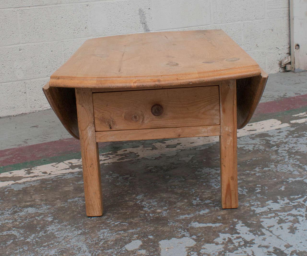 Pine Drop Leaf Table Uhuru Furniture Collectibles Sold