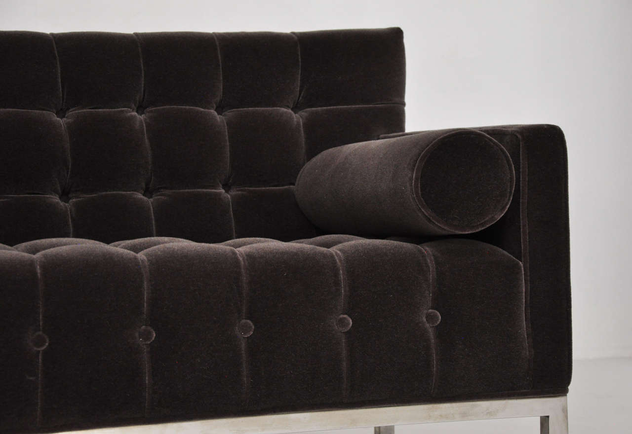 Tufted Baker Sofa 3