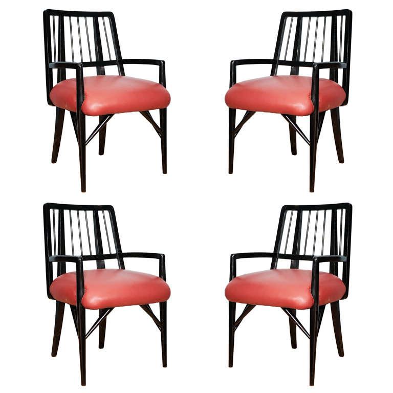 Paul László Dining Chairs