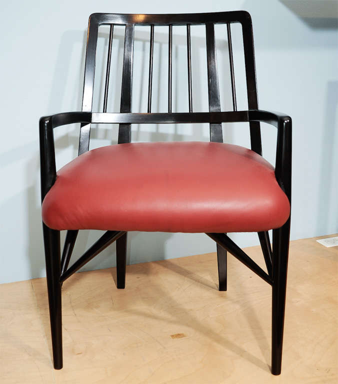 Paul lászló dining chairs for sale at stdibs