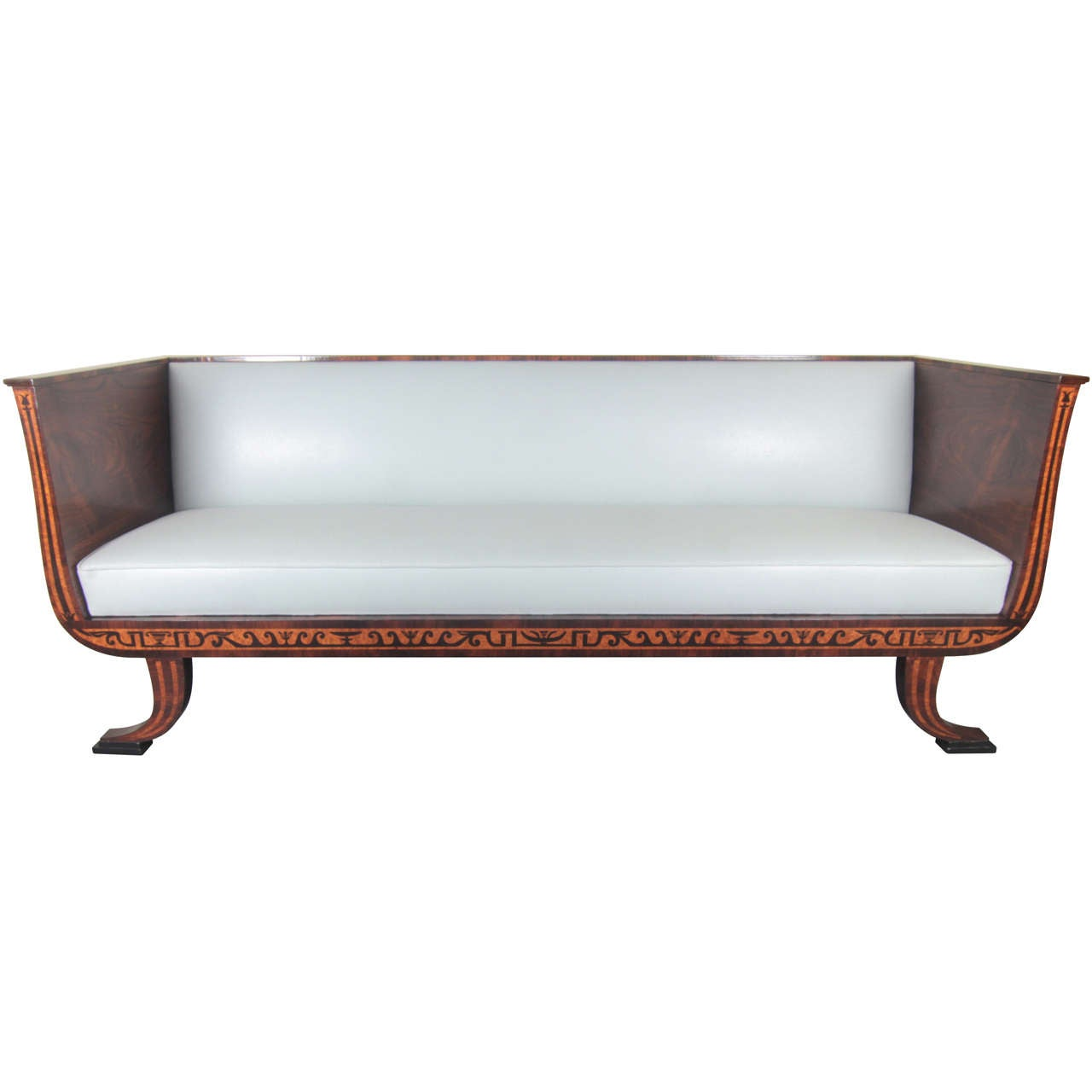 Exceptional carl malmsten sofa at 1stdibs Carl malmsten sofa