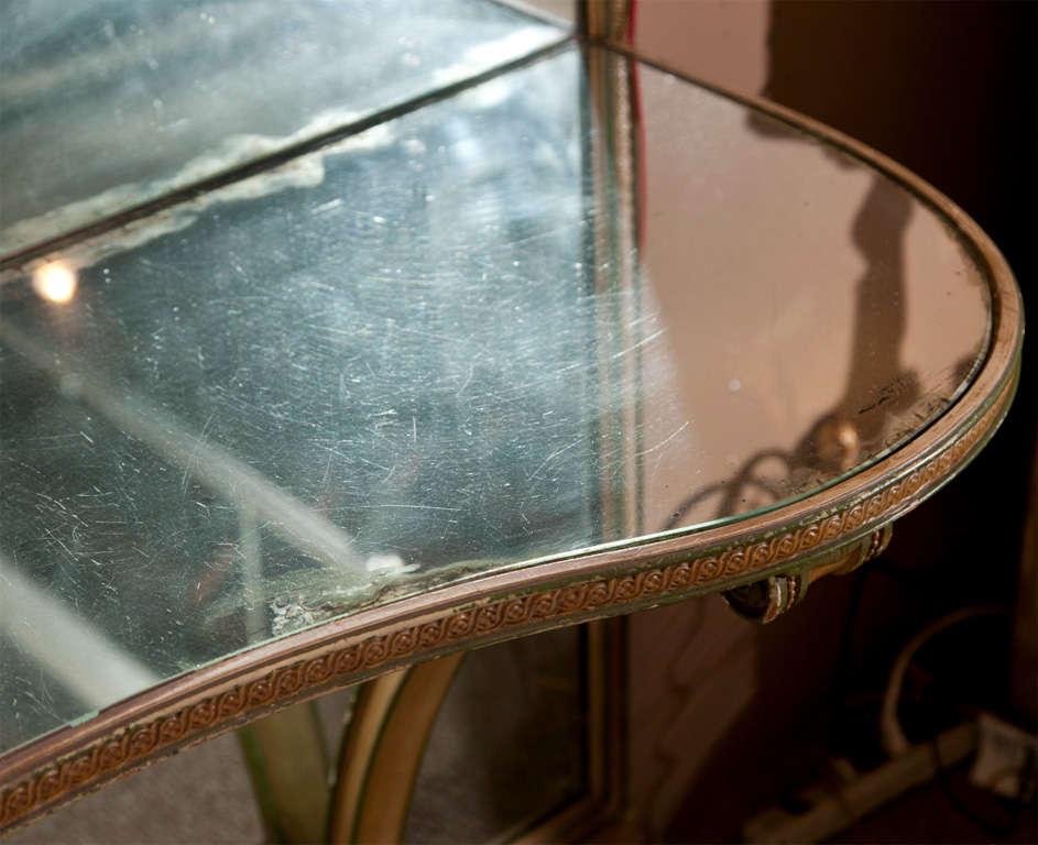Maison Jansen Mirrored Vanity 4