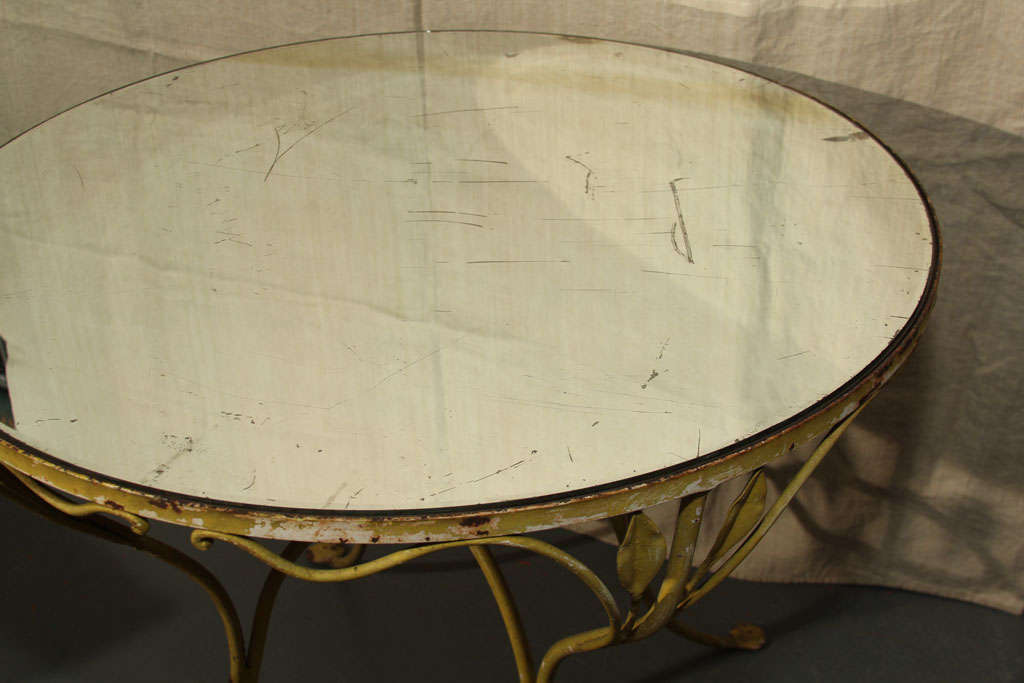 Salterini garden table 7