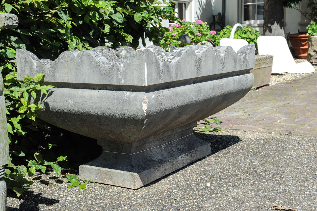 Early 20th Century French Neoclassical Planter For Sale at