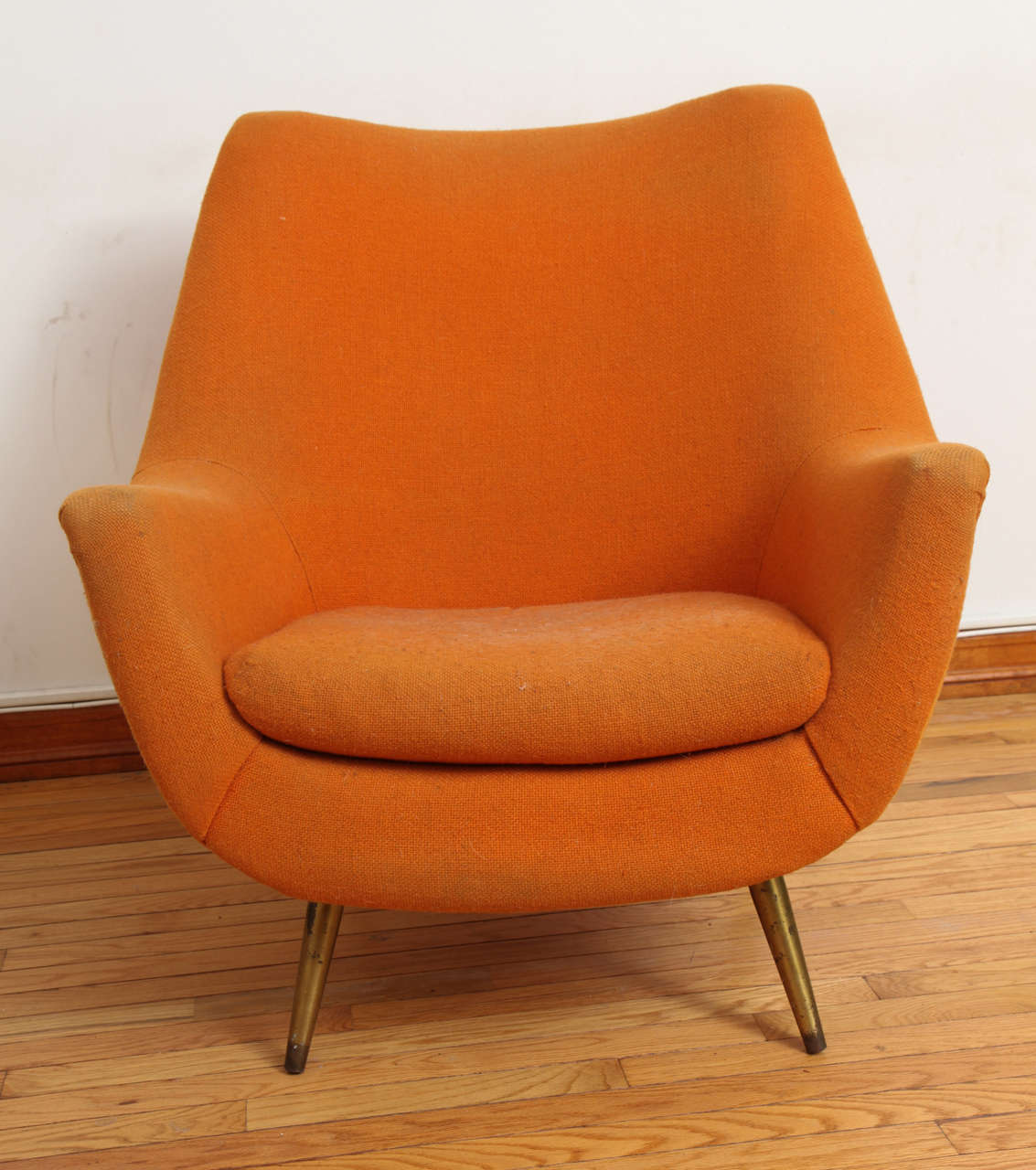 Sculptural Club Chair By Lawrence Peabody At 1stdibs # Muebles Lawrence