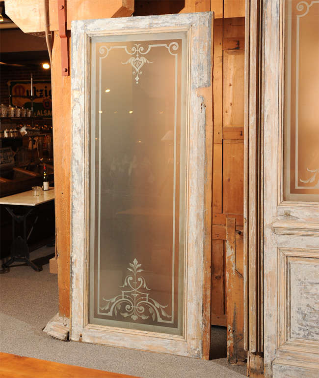 French Antique Set of Doors 2