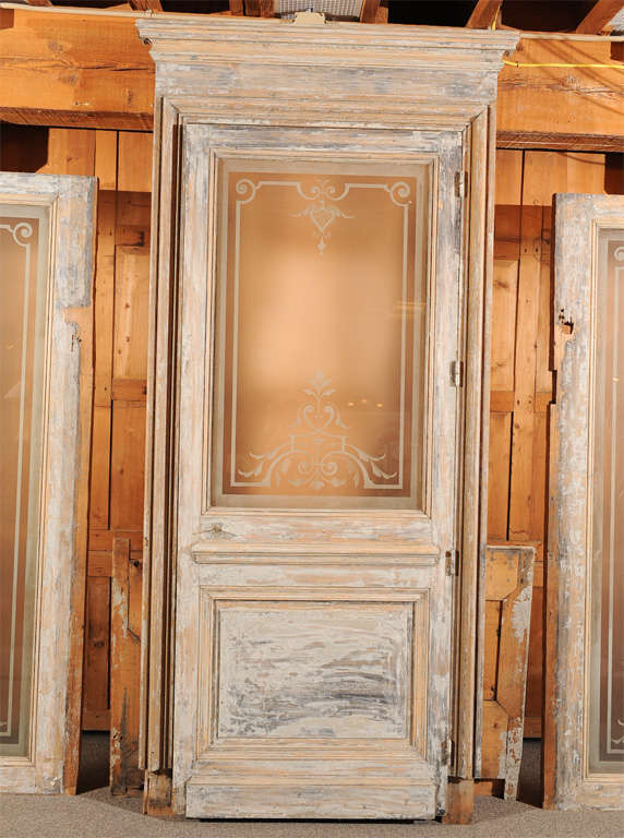French Antique Set of Doors / Storefront 3