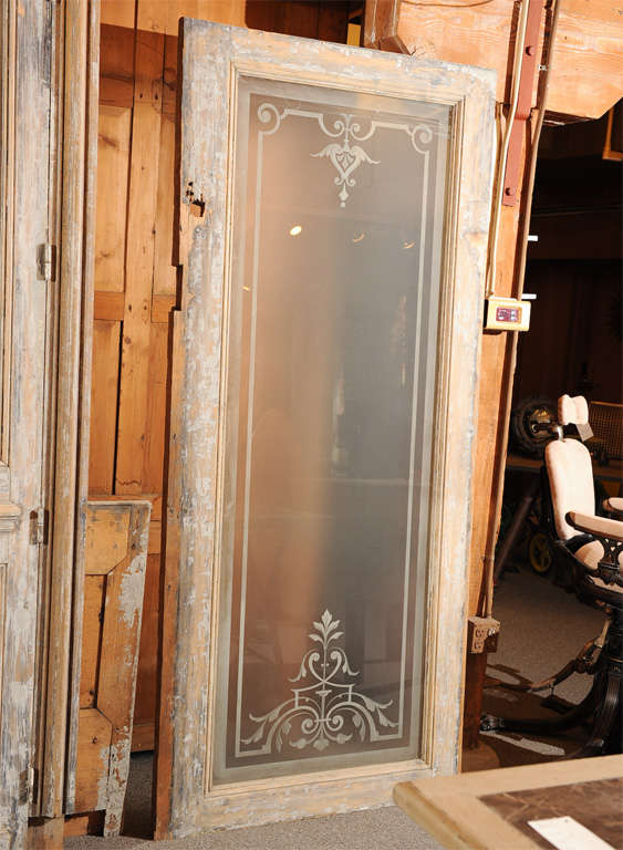 French Antique Set of Doors 4