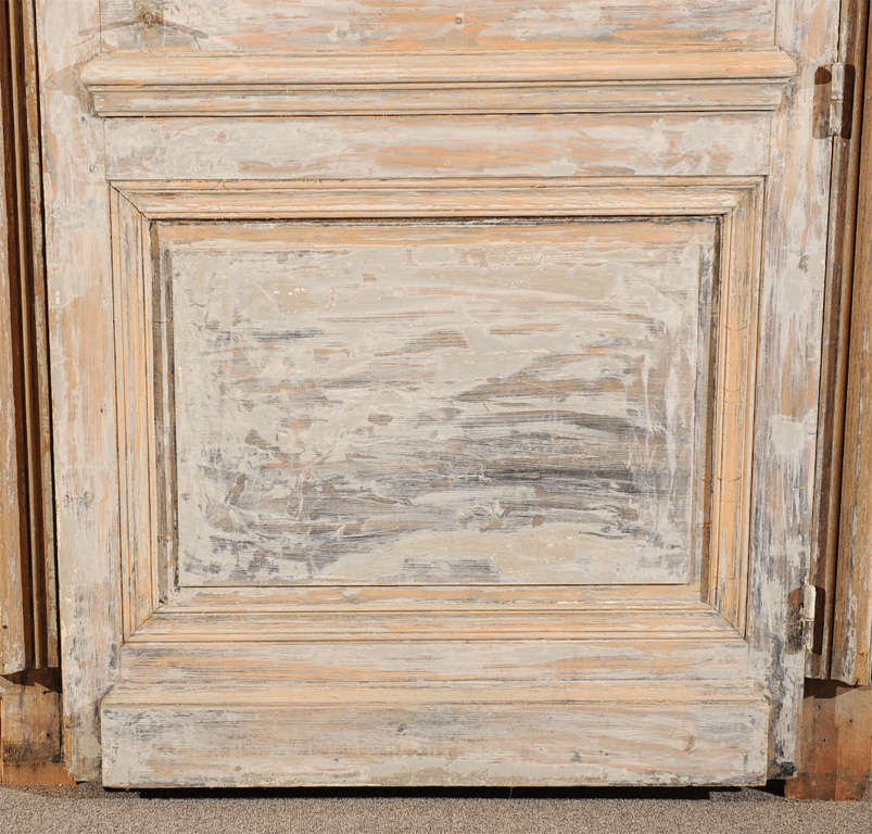 French Antique Set of Doors 5