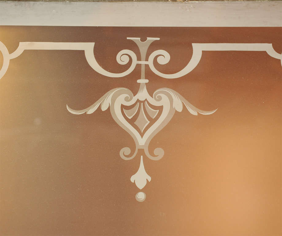 French Antique Set of Doors 8