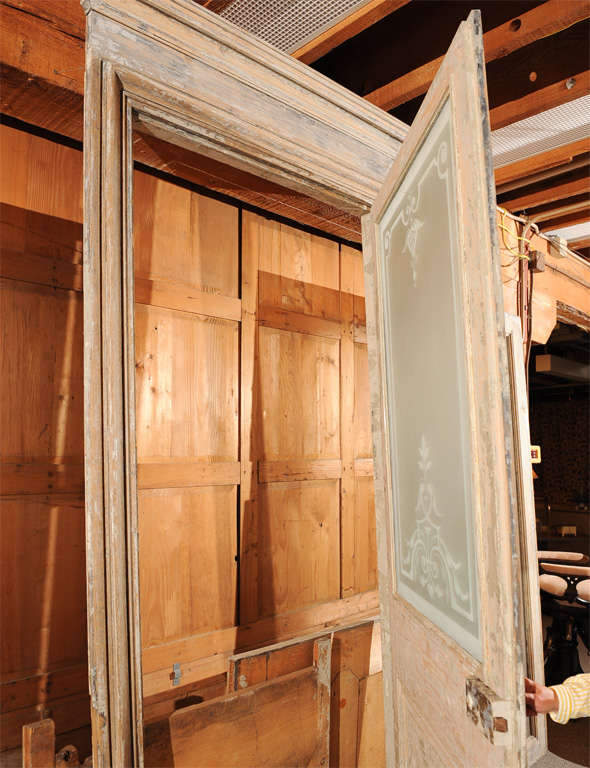 French Antique Set of Doors 10