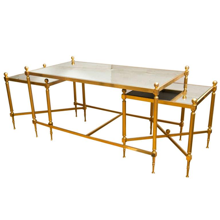 Nesting Cocktail Tables ~ Xxx nesting set g