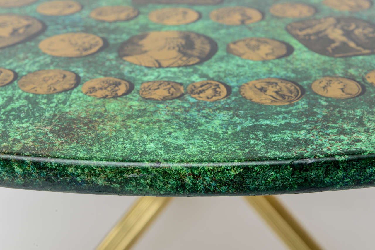 Piero Fornasetti Coffee Table 6