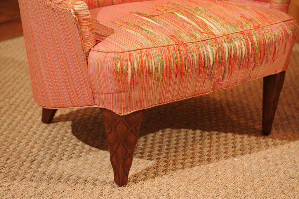 "Dunbar ""Janus"" Line Slipper Chairs 8"