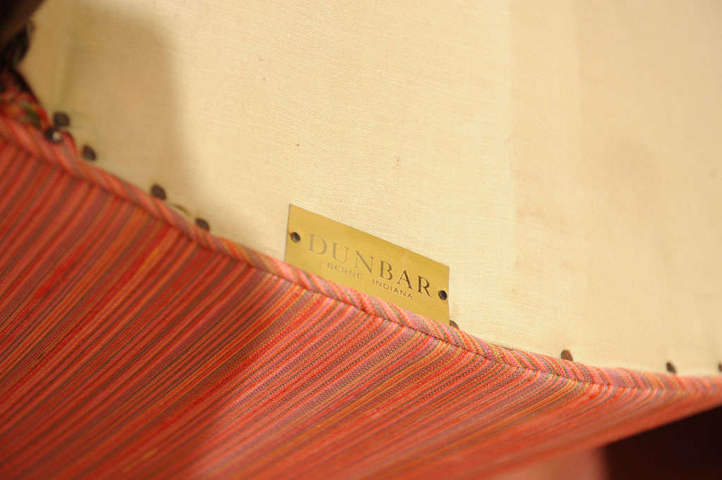 "Dunbar ""Janus"" Line Slipper Chairs 9"