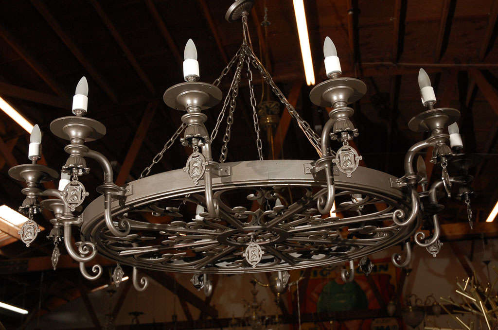 Medieval Light Fixtures