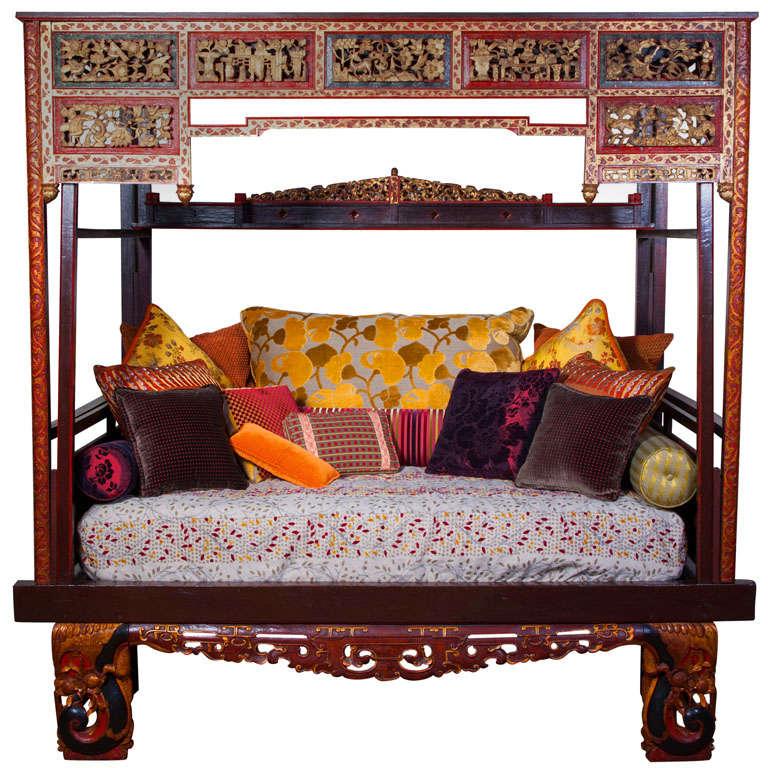 chinese wedding bed at 1stdibs