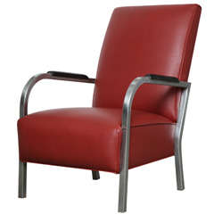 Machine Age Arm Chair