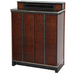 Art Deco Dental Cabinet