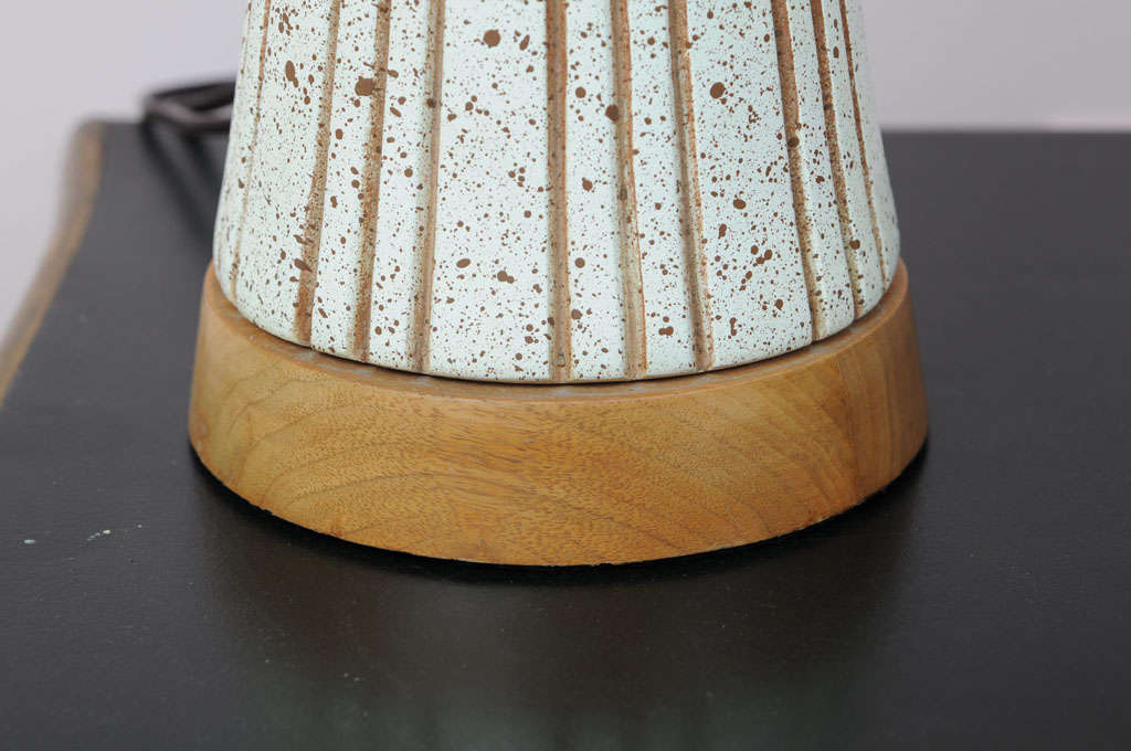 Midcentury swedish  Restored Table Lamps For Sale 1