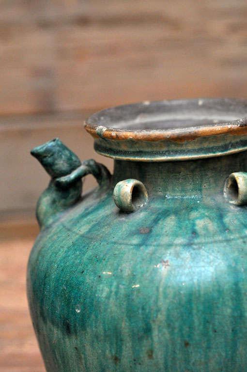 Chinese Qing Dynasty Tea Pot