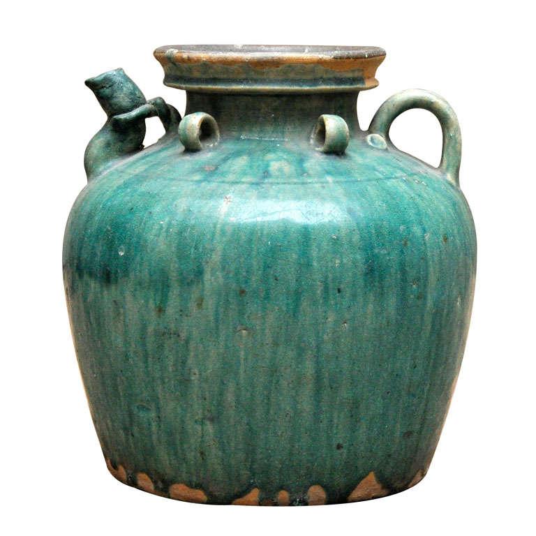 Qing Dynasty Tea Pot