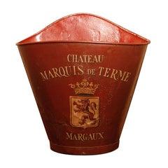 Cateau \Marguis De Terme grape hotte