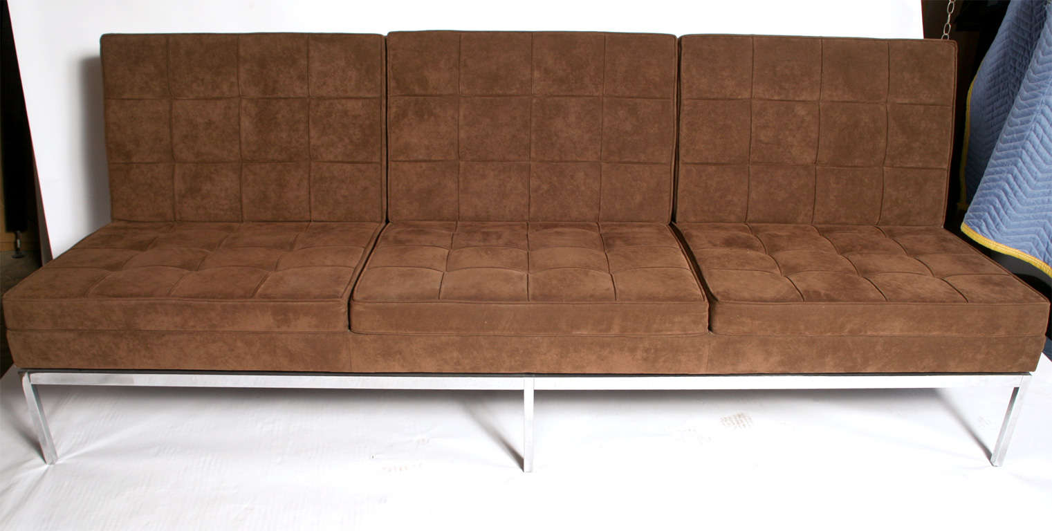 Florence Knoll Sofa For Sale At 1stdibs