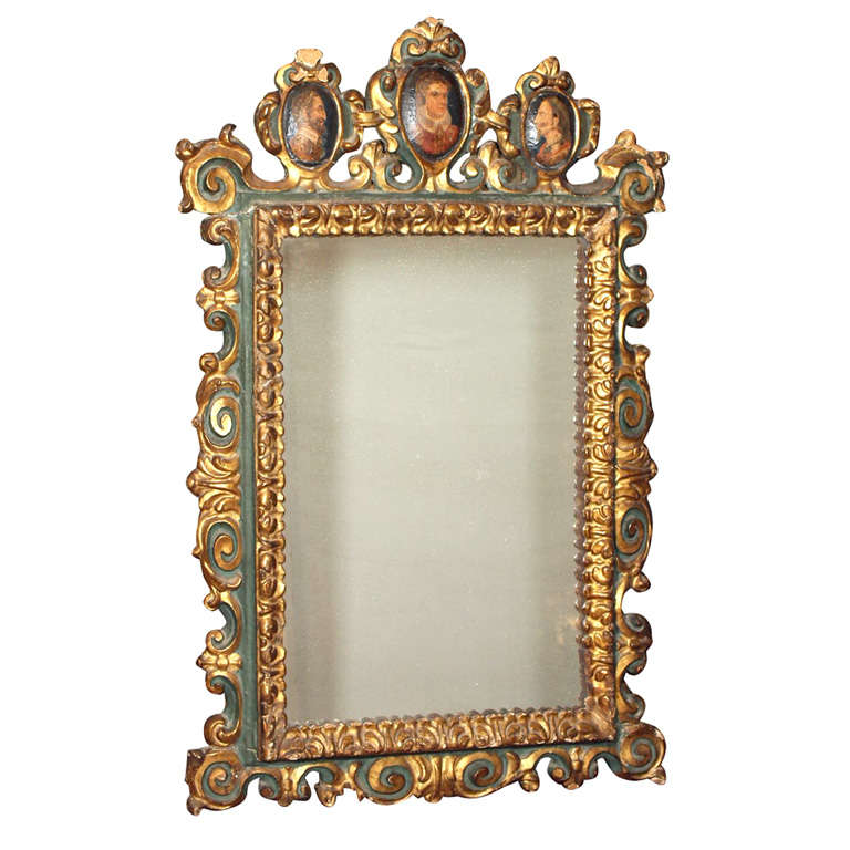 17th century french mirror at 1stdibs for 17th century mirrors