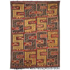 Spectacular Dragon Sileh Carpet
