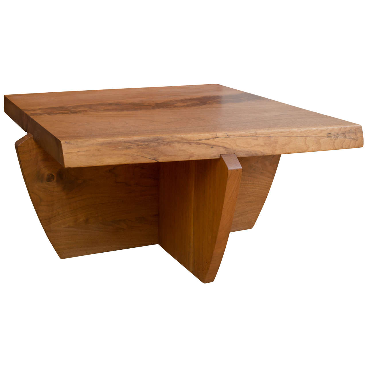 Ordinaire George Nakashima Coffee Table For Sale