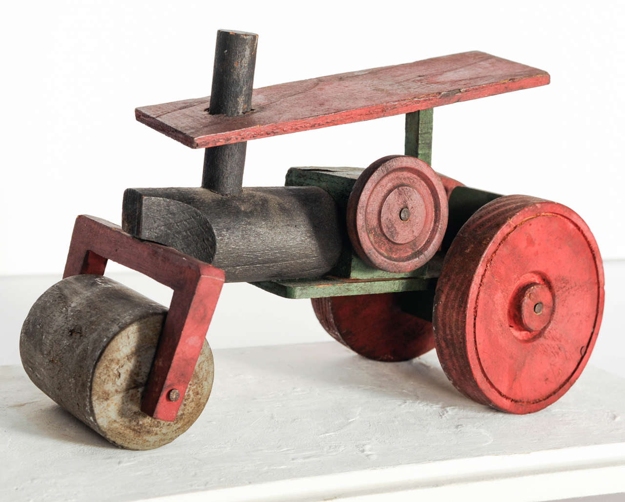 Italian Wooden Toy Train For Sale 1