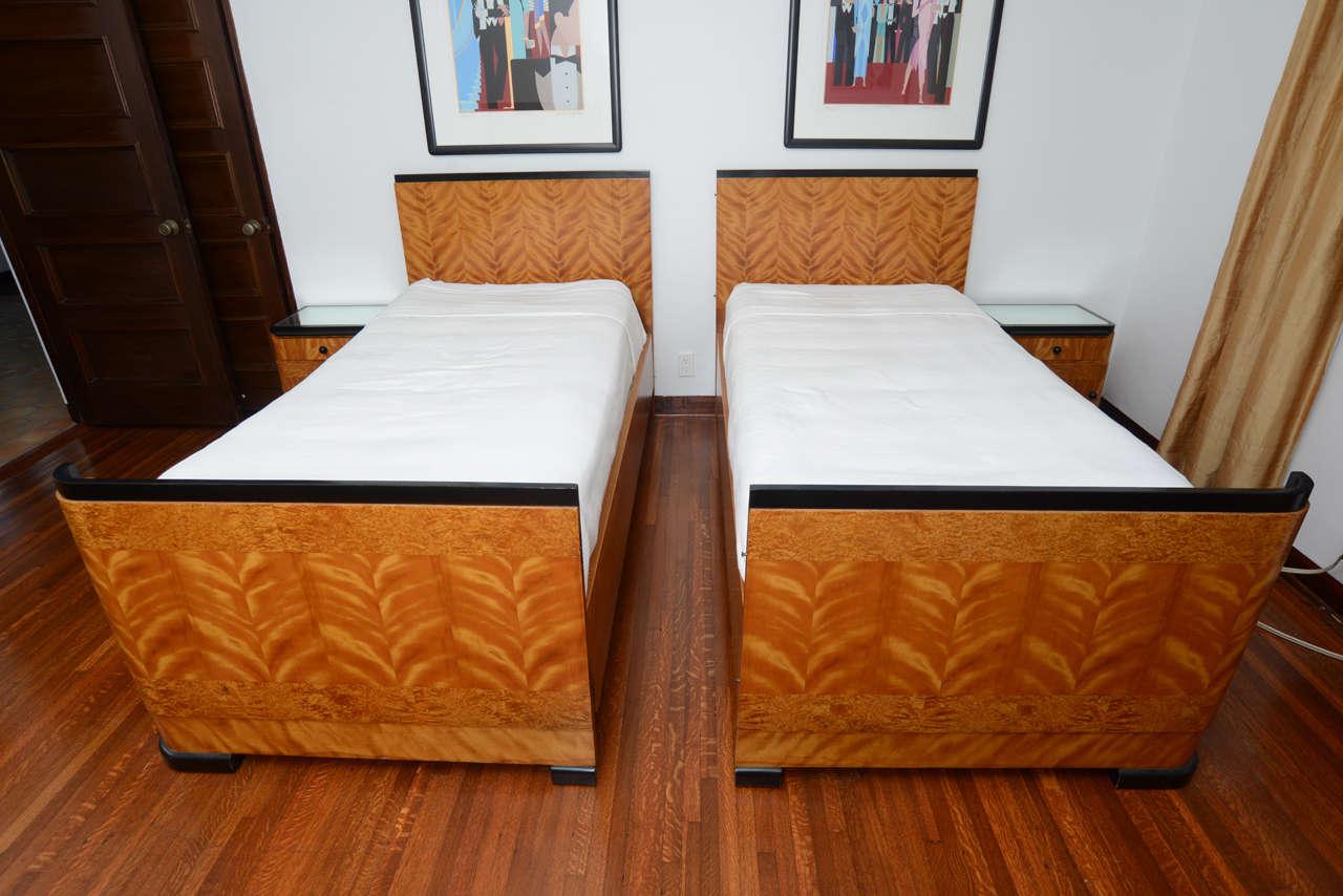 German Art Deco Bedroom Set Saturday Sale At 1stdibs