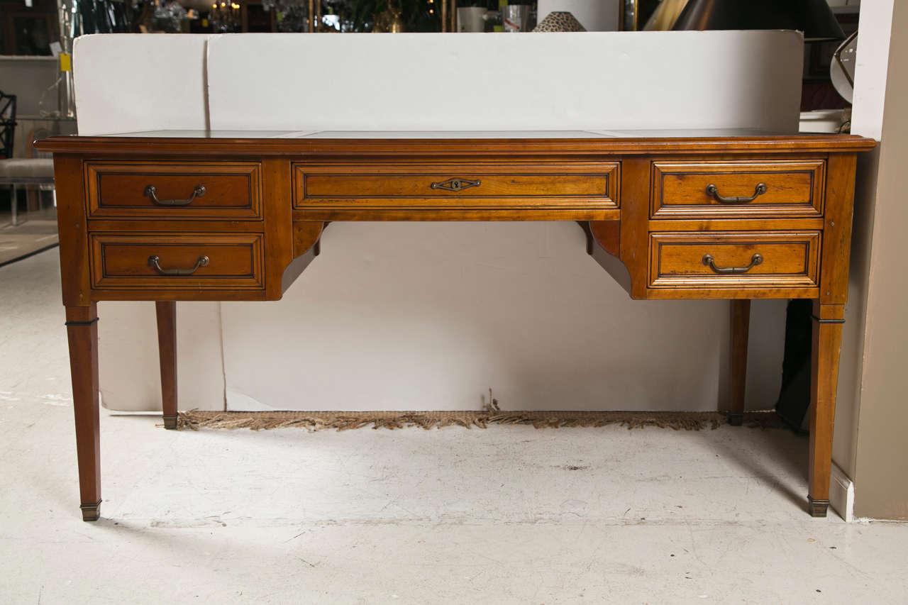 Grange Signed Directoire French Desk At 1stdibs # Table Grange France