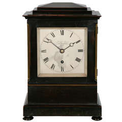 Antique Mantel Clock by Bethel Jacobs of Hull